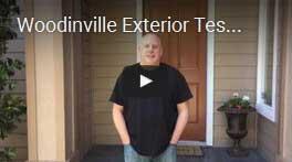 Woodinville Exterior Testimonial