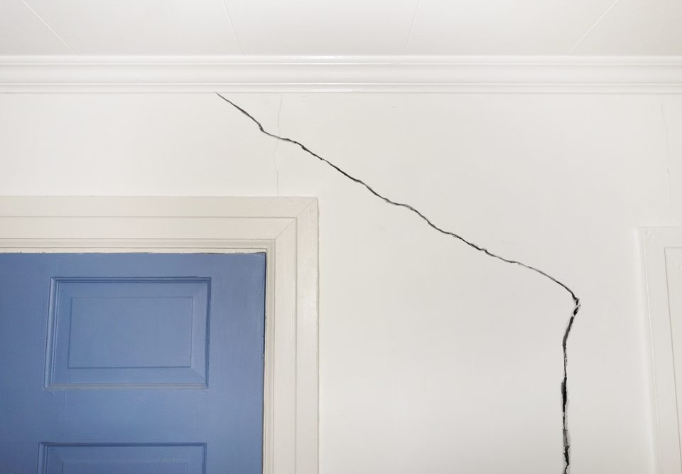 Drywall Flaws