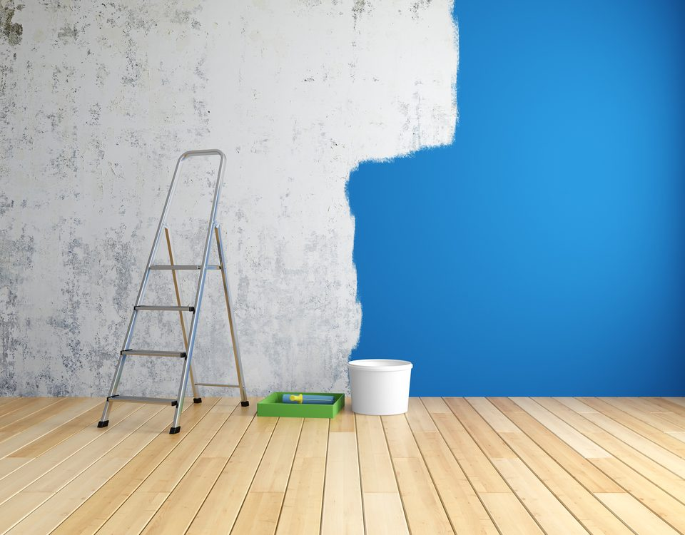 Always Hire a Painting Professional for Your Interior Painting Project